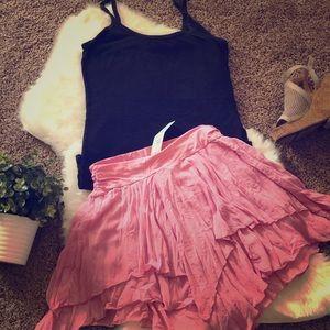💕 Nima Piu, Handkerchief Skirt, Size Med 💕